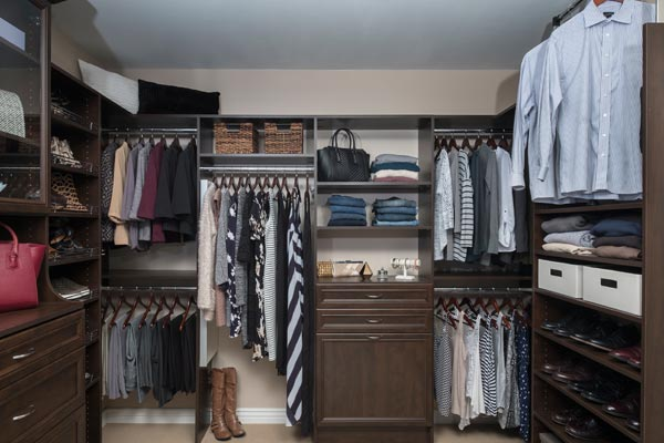 Custom Closet Organizers and Systems