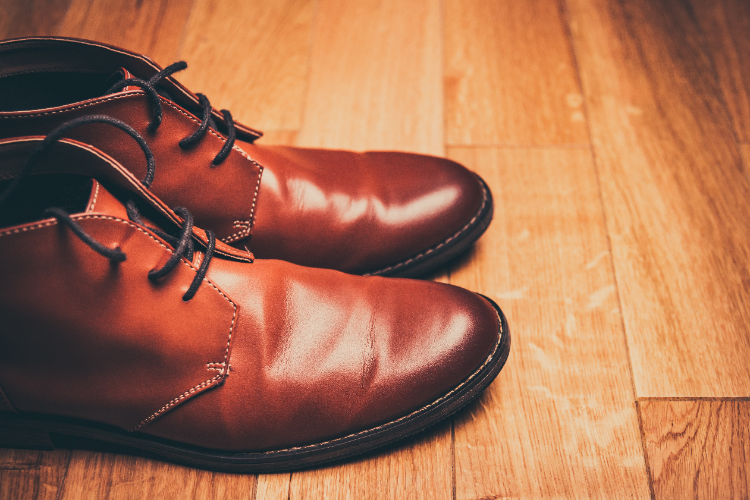 Caring For Mens Leather Shoes