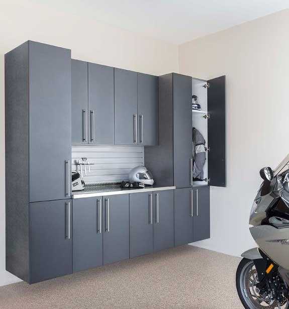 Garage Organizer Systems