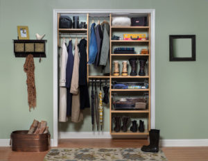 Custom Reach In Closet Organizers Dunwoody