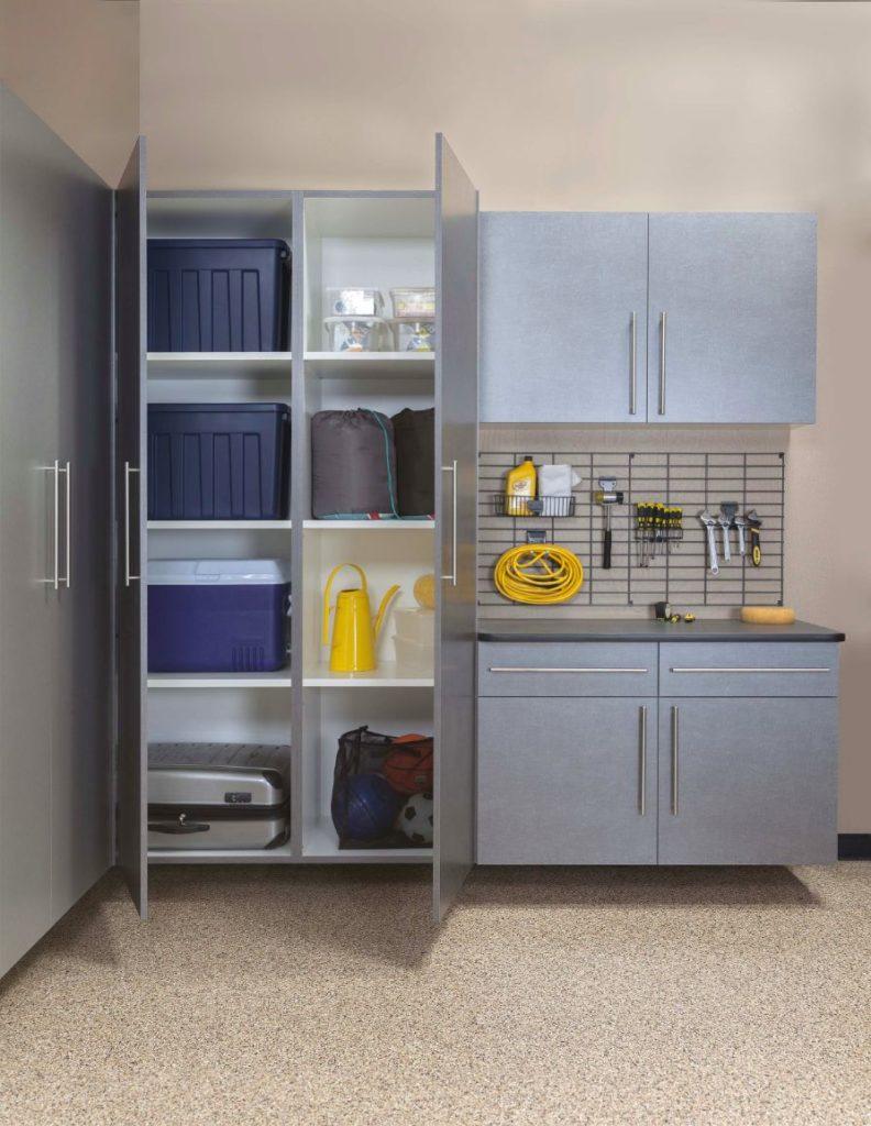 Garage Cabinets & Storage