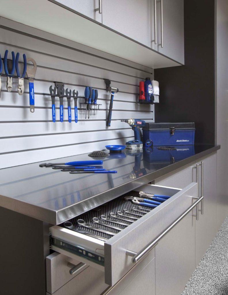 Garage Cabinets & Storage Solutions