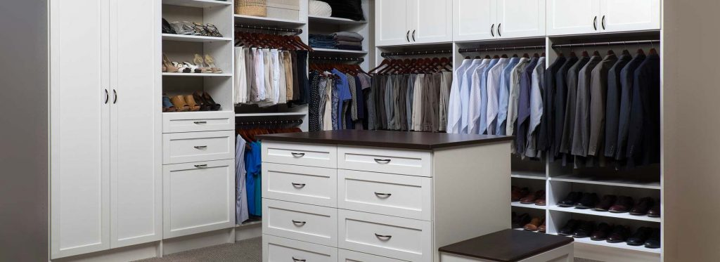 closet design and installation
